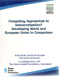 Publications, Area Study Centre for Europe